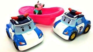 Машины Игрушки: СМАРТА, Робокар Поли и #машинки 🚗 Капуки Кануки #ПолныйПорядок Видео для Детей