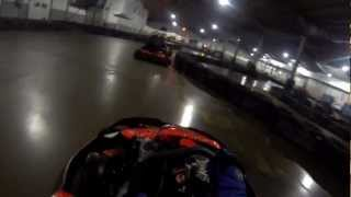 preview picture of video 'Kartbahn A60 in Heidesheim [GoPro] [T01|R01]'