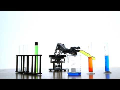 Arduino based 5-axis educational Robot Arm soon on Kickstarter by InnoTechnix