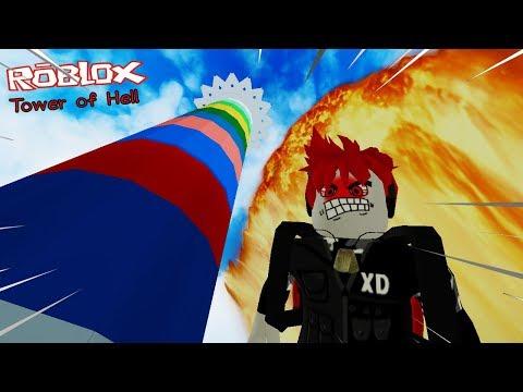 Roblox : Tower of Hell Rekt กับหอคอยนรก ที่เงินนั้นไม่ช่วยอะไรกูเลย