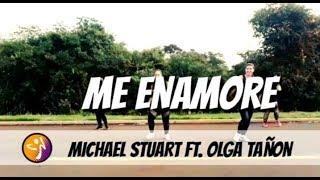 ME ENAMORE   Michael Stuart Ft. Olga Tañon | Merengue Tropical Urbano | ZUMBA Patrícia Guilherme