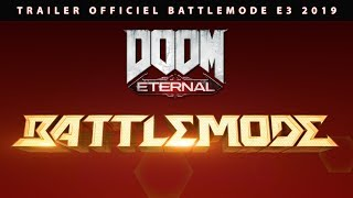 DOOM Eternal – Trailer E3 2019 du mode BATTLEMODE