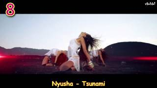 Russian Music Chart  - Top 20 Singles  (March 20, 2015)