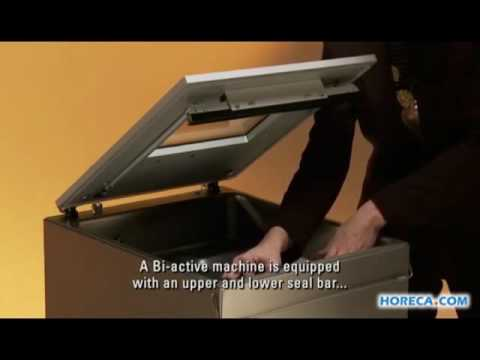 Video Henkelman Vacuum packaging machine Boxer 42 XL ESD Bi active - Engels