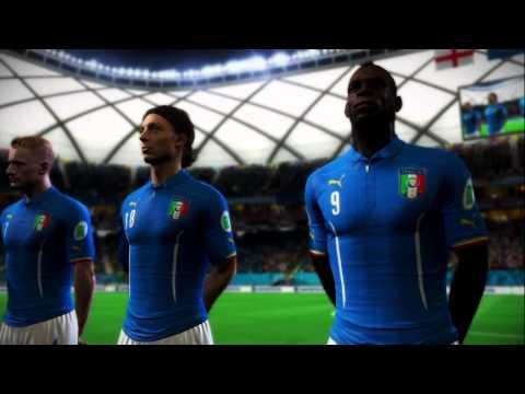 Trailer na fotbalovou hru FIFA World Cup 2014
