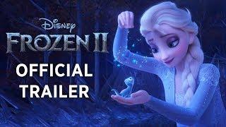 New Frozen 2 Official Trailer