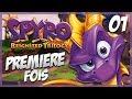 Brioche - Spyro 1 HD #1