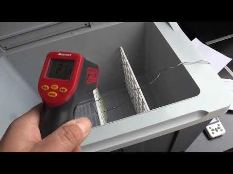 Mobicool W40 - Thermo-Elektrische Kühlbox 39 Liter - Test