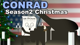 Conrad the Constitution - Christmas Song