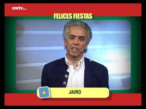 Jairo video Saludos  - Fiestas 2014