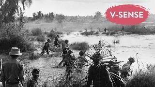 Vietnamese War Movie  The Abandoned Field Free Fire Zone 1979