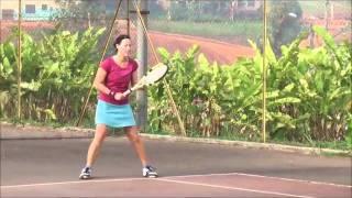 preview picture of video 'Bamenda Ayaba tennis club april 2011'
