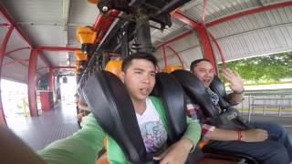 Roller Coster Ride @ Dreamworld Bangkok