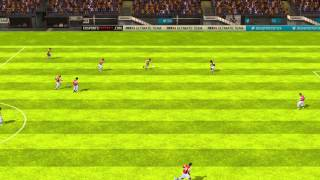 FIFA 14 iPad - BOOM. ITA vs. Arsenal - Power & precision