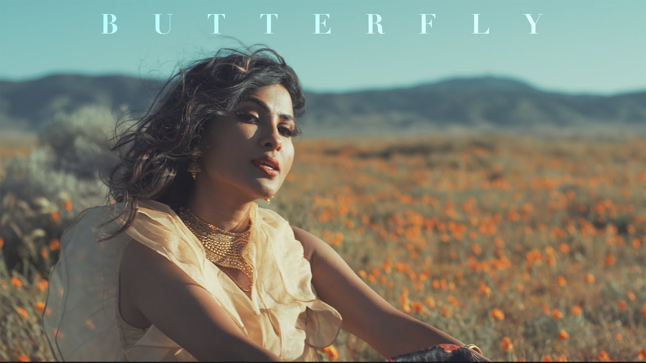 Butterfly Lyrics in English- Vidya Vox