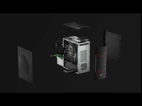 ASUS TUF Gaming FX10CP 360 View
