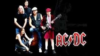 AC/DC-Shoot to Thrill Lyrics