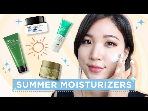 ✨Best Moisturizers for Acne-Prone, Oily, Combo, Dry & Sensitive Skin • Fresh Summer GLOW 2019