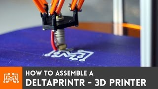DeltaPrintr Assembly  // How-To