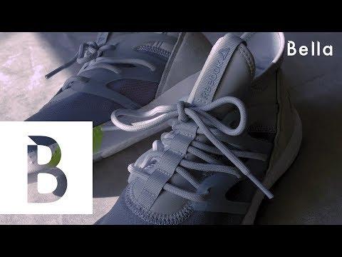 編輯開箱|Gigi Hadid 演藝 Reebok HAYASU 率性鞋款