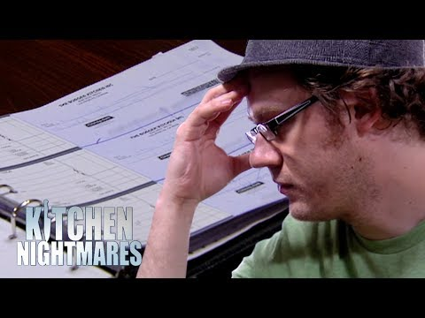 Owners DON'T PAY THEIR SON | Kitchen Nightmares