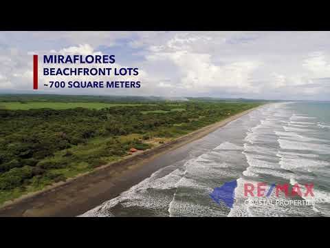 Miraflores Beachfront Lots