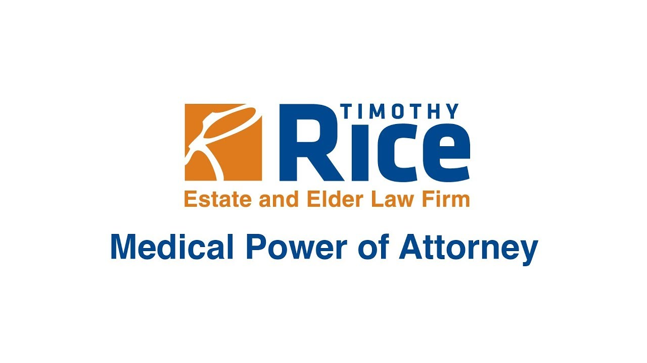 Why Sarah loves the medical power of attorney document
