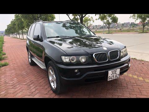 ⛔️ Siêu khủng, một chiếc xe nhập sang trọng theo thời gian. BMV X5 2003 giá hơn 200 tr 0976081699