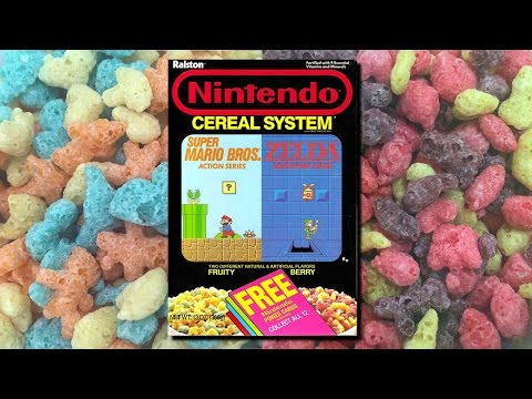 Nintendo Cereal System (1988)