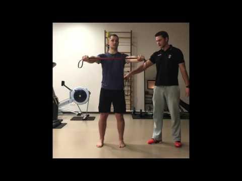 Lhémorragie du muscle du dos