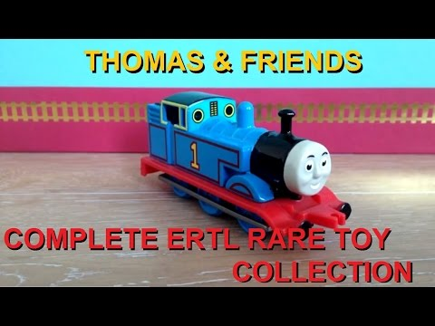 Thomas & Friends ERTL RARE Toy Collection