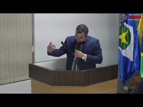 Sessão Ordinária - AO VIVO - 08/09/2021