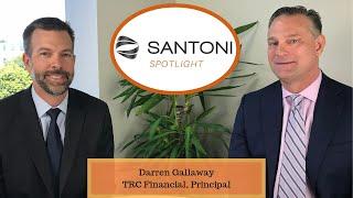Santoni Spotlight: Darren Gallaway