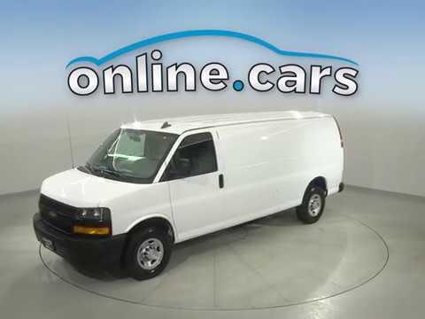 Pre-Owned 2019 Chevrolet Express 2500 Work Van