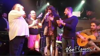Parrita se emociona al escuchar cantar a Israel Fernandez por el Zingaro | VEOFLAMENCO
