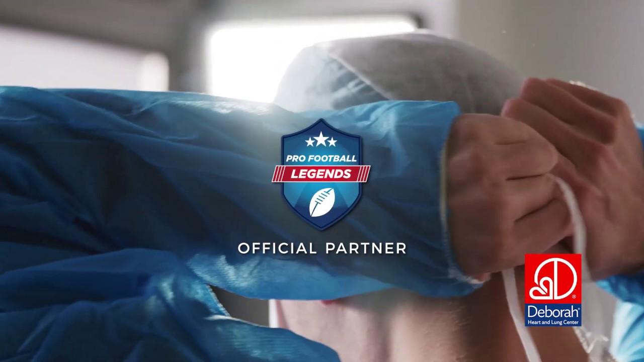 Deborah Partners with NFL Alumni