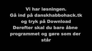 Habbo Dk Hack Dansk 2010 Nyt Og Det Virker (habbo.dk)