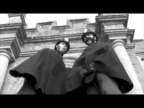 Stilt Walking Characters Video