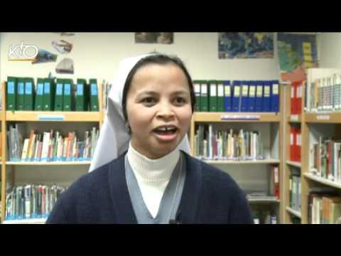 Soeur Marie-Judith Raharilalao, religieuse trinitaire de Valence