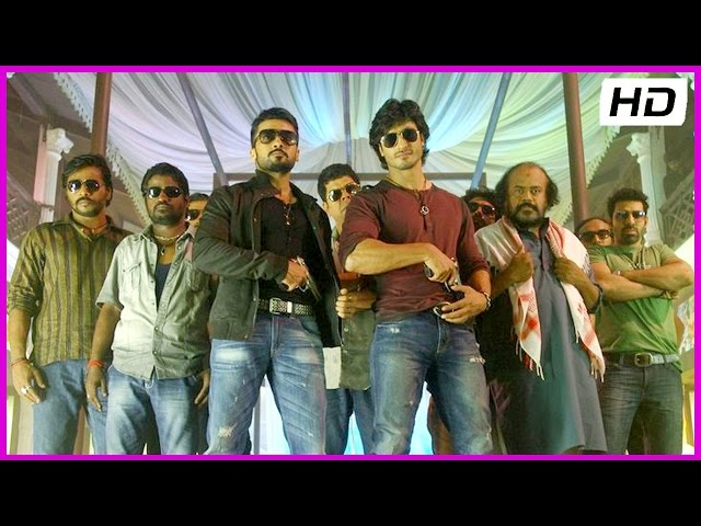 Anjaan tamil full movie video songs : Asianet global film awards 2015