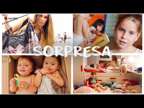 ESTEFI en CÁMBIAME + Noticias PROYECTO TEXTIL + Bebé COME y DUERME...Adorable!!! VERDELISS 24h