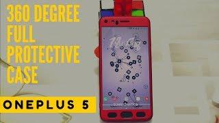 oneplus 5 360 degree case | oneplus 5 full protective case