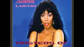 Donna Summer - Lucky (Masters of Dissonance re-edit and remix)