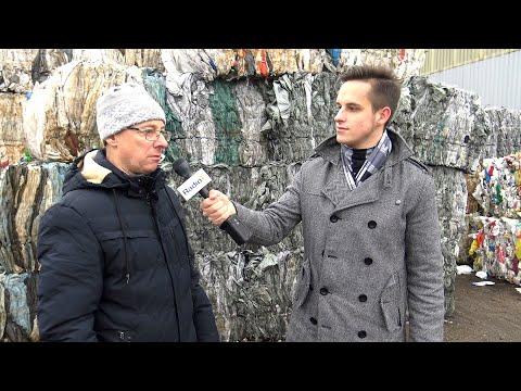 """9. epizode: """"Zaļā studija"""" viesojas atkritumu šķirošanas laukumā Jēkabpilī"""