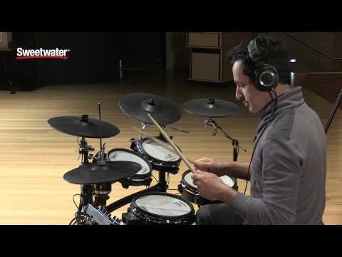 Roland V-Drums TD-25KV Electronic Drum Set Review by Sweetwater Sound