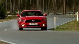 Ford Mustang arrives in Europe  - Episode 2 - Lommel