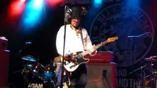 Adam Ant - Cool Zombie (live at Portsmouth Pyramids Centre UK - 9/11/2012)
