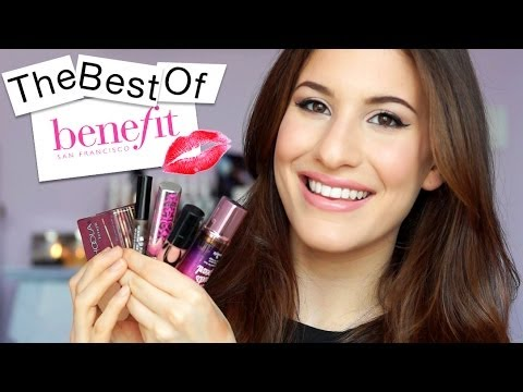 The BEST Of BENEFIT Cosmetics! ♡