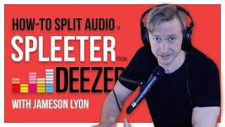 How-to Spleeter — Split audio with Deezer's AI tool in 2019