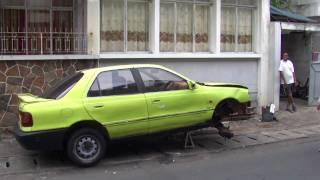 preview picture of video 'Pocztówka z Port Louis'